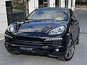 GARAGE 2012 CAYENNE 3.0DIESEL-HATASIZ-AİRMTC-VERGİ BARIŞLI-950KM Porsche Cayenne 3.0 Diesel