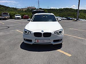 2013 BMW 1 Serisi 1.16d ED Sport Line - 97000 KM