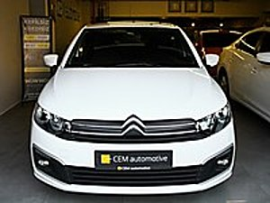 6.900 TL PEŞİNAT İLE HATASIZ BOYASIZ TRAMERSİZ C-ELYSEE Citroën C-Elysée 1.6 HDi  Feel