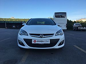 2014 Opel Astra 1.6 CDTI Edition - 181000 KM