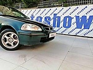 OTOSHOW 2.ELDEN 1998 1.4 LPG Lİ OTOMATİK 145.000 KM HONDA CIVIC Honda Civic 1.4 1.4i