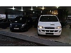 İLKA STAREX CRDİ 140 BG Hyundai Starex Multiway
