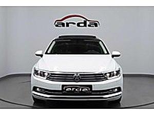 AUTO ARDA DAN 2015 PASSAT 1.6 TDI DSG CAM TAVAN-LED-XENON-ISITMA Volkswagen Passat 1.6 TDI BlueMotion Comfortline