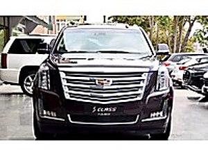 SCLASS dan 2015 ESCALADE 6.2 V8 PLATINUM HATASIZ Cadillac Escalade 6.2 V8