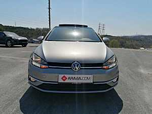2018 Model 2. El Volkswagen Golf 1.6 TDi BlueMotion Comfortline - 87500 KM