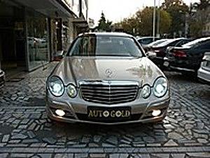 AUTO GOLD DAN BAYİ TR DE TEK YENİ KASA SOĞUTMA HAFIZA PANORAMİK Mercedes - Benz E Serisi E 270 CDI Avantgarde