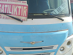 2006 14 1 PREMIER ISUZU MOTOR.25.11.2020 FENNİ MUAYENELİ.MOTOR SIFIR.