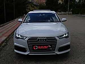 2018 MODEL AUDİ A6- 2.0 TDI QUATTRO S TRONIC 190 BG 14.000 KM DE Audi A6 A6 Sedan 2.0 TDI Quattro