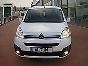 2018 CİTROEN BERLİNGO 1.6 100 HP MULTİSPACE Citroën Berlingo 1.6 Multispace