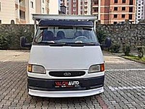FUL BAKIMLI YÜRÜR MEKANİK SORUNSUZ DUR Ford Trucks Transit 190 P