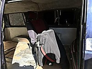 DRC EFE OTOMOTİV den 1999 Kia Pregio Camlı Van 11 1 Kia Pregio 3 Panel Van