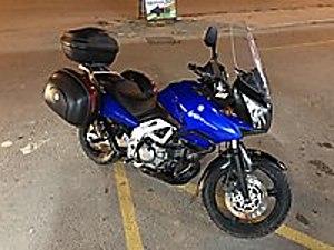 KAZASIZ BOYASIZ V-STROM DL650 Suzuki V-Strom DL650