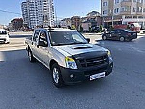 ÇİÇEK OTO GALERİ GÜVENCESİ İLE 2011 MODEL 4X2 ISUZU D-MAX Isuzu D-Max 2.5 Çift Kabin 4x2