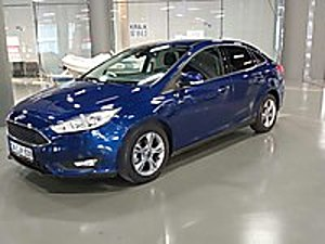 HAS AUTO DAN 2017 FORD FOCUS DİZEL OTOMATİK 48000 KM STYLE Ford Focus 1.5 TDCi Style