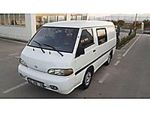 FATİH AYDOĞMUŞ OTOMOTIVDEN 98 MODEL HYUNDAI H100 DELUXE..4 1.. Hyundai H 100 2.5 D DLX Camlıvan