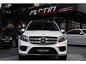 BAYİ 2017 GLS 350d 4 MATİC AMG 7 KİŞİLİK AİRMTC H.KARDON 20.00KM Mercedes - Benz GLS 350 D