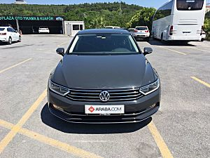 2016 Volkswagen Passat 1.6 TDi BlueMotion Comfortline - 73750 KM
