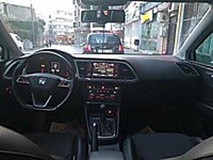 TEKCANLAR DAN   2015 FR DSG FİRSAT ARACI Seat Leon 1.4 EcoTSI FR