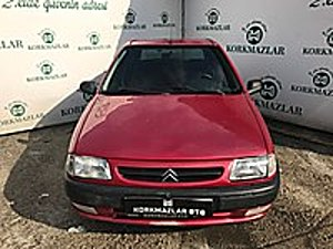 KORKMAZLAR OTO SAMSUN DAN 2000 MODEL CITROEN SAXO 1.4SX OTOMATİK Citroën Saxo 1.4 SX