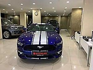BAYİ FORD MUSTANG 2.3 FASTBACK-ISITMA-SOĞUTMA-NAVİGASYON Ford Mustang 2.3 Fastback