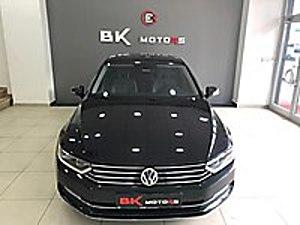 BK MOTORs 2015 PASSAT 1.6 TDİ BlueMOTİON Comfortline DSG 120 HP  Volkswagen Passat 1.6 TDi BlueMotion Comfortline