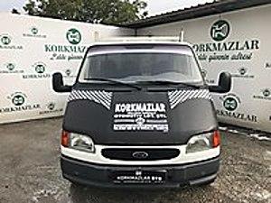KORKMAZLAR OTO SAMSUN DAN 2001 MODEL FORD TRANSİT 190 P KAMYONET Ford Trucks Transit 190 P