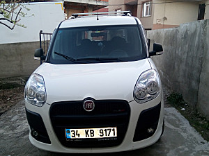 2013 MODEL FIAT DOBLO COMBI 1.3 MULTIJET SAFELİNE