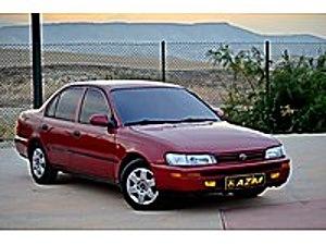 Kaporası Alındı Toyota Corolla 1.3 XLi
