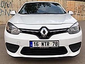 15Bin PEŞİN KREDİLİ SENETLİ SATIŞ  FLUENCE JOY DİZEL BAKIMLI Renault Fluence 1.5 dCi Joy