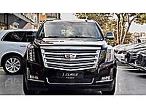 SCLASS  dan 2016 ESCALADE PLATINIUM FULL HATASIZ Cadillac Escalade 6.2 V8
