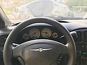 2005 MODEL 2.8 DİZEL MUAYENE YENİ İLK GELEN ALIR Chrysler Grand Voyager 2.8 CRD LX