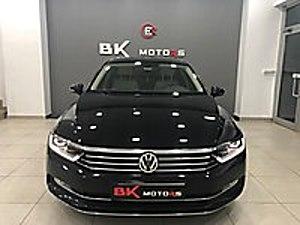 BK MOTORs 2016 PASSAT HİGHLİNE DSG  78.950 KM BOYASIZ HATASIZ Volkswagen Passat 1.6 TDi BlueMotion Highline