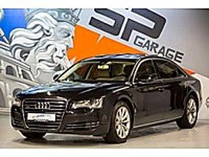 SP GARAGE - EMSALSİZ TEMİZLİKTE  DOĞUŞ ÇIKIŞLI  KAZASIZ  FULL Audi A8 3.0 TDI Quattro Long