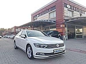 EROĞLU PASSAT 1.6TDİ COMFORTLİNE OTM-CAM TAVANLI-BOYASIZ Volkswagen Passat 1.6 TDi BlueMotion Comfortline