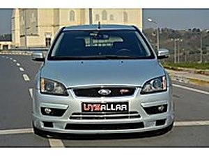 UYSALLAR OTOMOTİV DEN 2006 FOCUS 2.0TDCİ ST GÖRÜNÜMLÜ FULL Ford Focus 2.0 TDCi ST