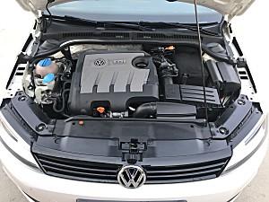 2013 VW JETTA 1.6TDI 7ILERİ OTOMATIK ŞANZIMAN
