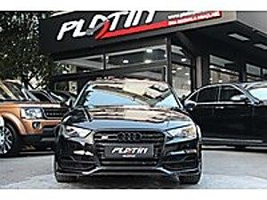 2014 AUDI S3 SEDAN 2.0 TFSI QUATTRO S-TRONIC 285HP MATRİX BAYİ Audi S Serisi S3 2.0 TFSI Quattro