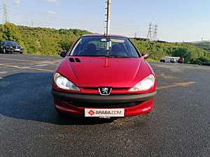 2004 Peugeot 206 1.4 X-Line - 138250 KM