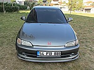 1993 MODEL BAKIMLI BENZIN LPG Lİ HONDA CİVİC Honda Civic 1.5 EX