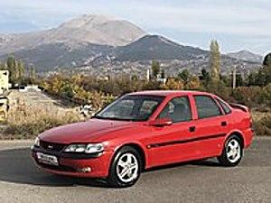 İKİZLERDEN CİĞER KIRMIZI İÇİ DIŞI TERTEMİZ VECTRA Opel Vectra 2.0 GLS