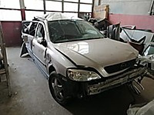 Opel Astra 1.6 CD Hurda belgeli Opel Astra