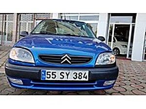 MASRAFSIZZ SORUNSUZ KAZASIZ CİTROENN Citroën Saxo 1.5D SX