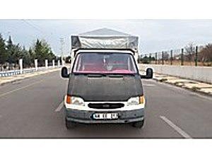 190LIK ÇİFT İLAVE  TENTELİ  MASRAFSIZ FATURALI TRANSİT Ford Trucks Transit 190 P
