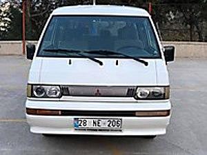 1998 MITSUBISHI L 300 ORJINAL  L 300 L 300 Camlı Van
