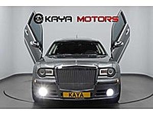 KAYA MOTORS  CHRYSLER  30 PEŞİN KALANI 12 24 36 48 AY TAKSİTLE Chrysler 300 C 3.0 CRD