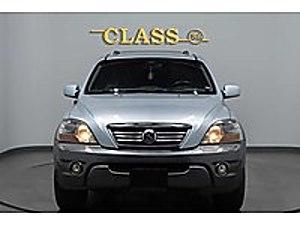 CLASS-56 DAN 2007 MODEL KİA SORENTO HATASIZ-BOYASIZ-170 BEYGİR Kia Sorento 2.5 CRDi EX Premium