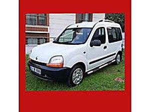 ADİL OTOMOTİVDEN 2000 DİZEL KANGO İLK GÜNKÜ GİBİ ÇOK TEMİZ AİLE Renault Kangoo 1.9 D