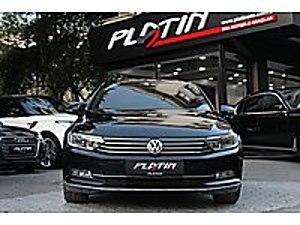 2017 VW PASSAT 1.6 TDI COMFORTLINE DSG 120 HP SUNROOF 19.500KM Volkswagen Passat 1.6 TDi BlueMotion Comfortline