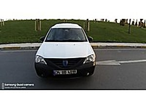 DACIA LOGAN PANELVAN 2012 MODEL DİZEL MANUEL SADECE 160.000 KM Dacia Logan 1.5 dCi Van Ambiance