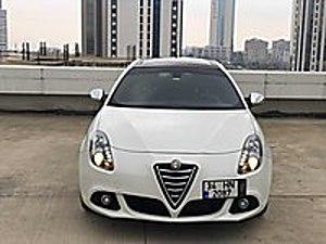 MYMOTORS TAN 2015 GIULIETTA 1.6 JTD DİSTİNCTİVE Alfa Romeo Giulietta 1.6 JTD Distinctive